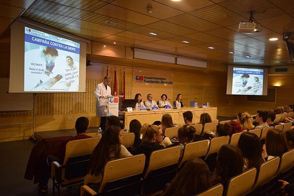 el hospital fundacion alcorcon inaugura la semana de la dermatologia