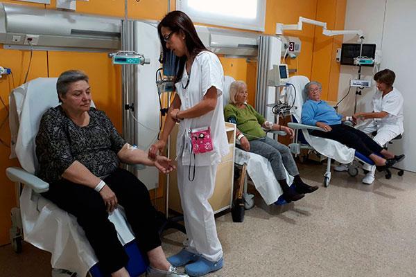 el hospital de dia medico san rafael reduce un 80 los reingresos hospitalarios de pacientes cronicos complejos