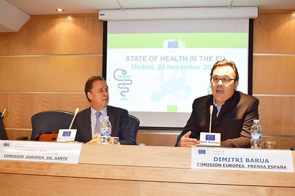 18 millones de profesionales sanitarios europeos son partidarios de la prevencion y la continuidad de cuidados