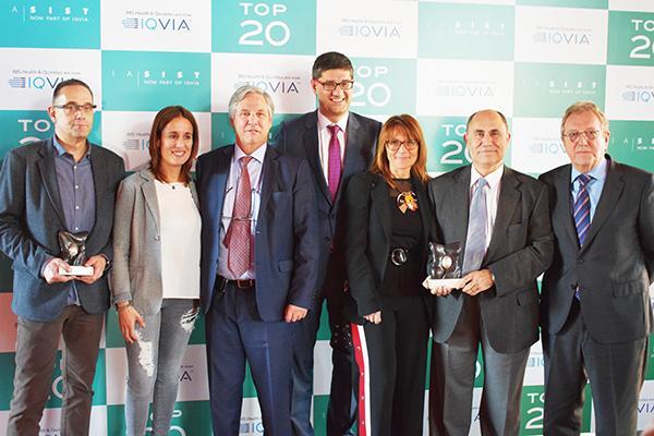 la nueva edicin de los premios top 20 hospitales supera con nota sus expectativas