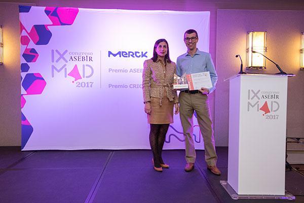 el premio crio merck asebir 2017 recae en el doctor miquel sol