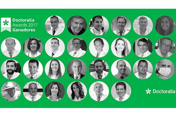 los 28 profesionales de la salud mejor valorados de espana