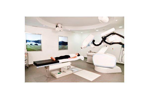 la radioterapia con cyberknife o con alta tecnologia la alternativa al cancer de pulmon inoperable
