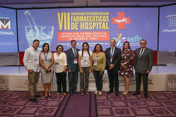 la sefh secunda la creacion de la asociacion centroamericana de farmacia hospitalaria