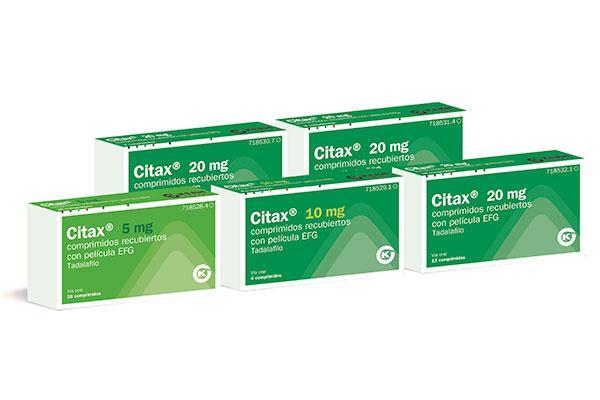 kern pharma apuesta por citax para ampliar su vademcum sobre la disfuncin erctil