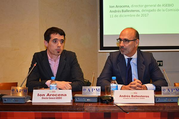 asebio reclama una financiacion mas racional para fomentar la inversion biotecnologica