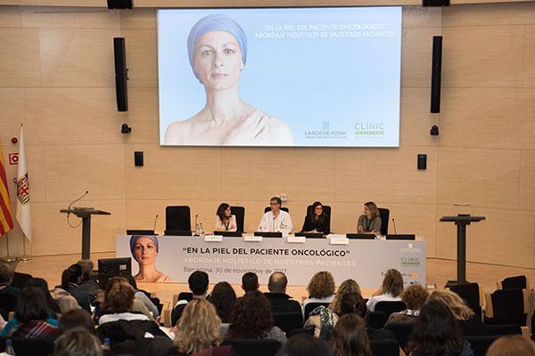 el programa piel sana previene los efectos adversos cutneos en pacientes en tratamiento oncolgico