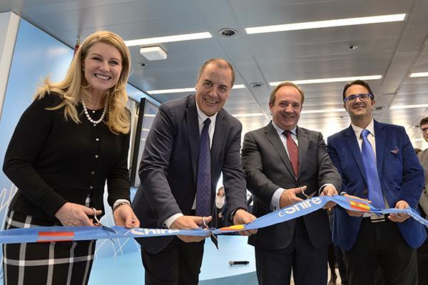 shire que inaugura nueva sede destaca que la innovacion es esencial para la compania