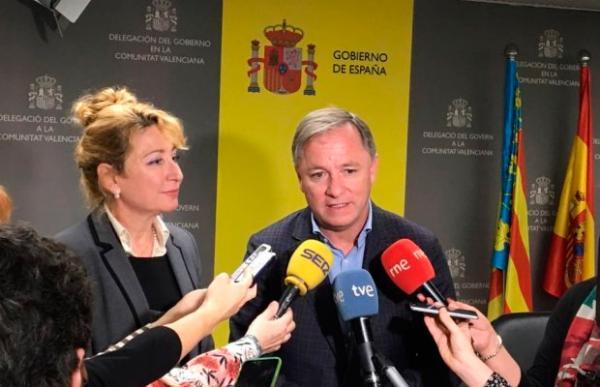 la comunidad valenciana apuesta por el interlocutor policial sanitario