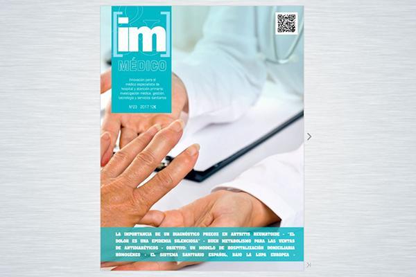 ya est disponible la revista im mdico n23