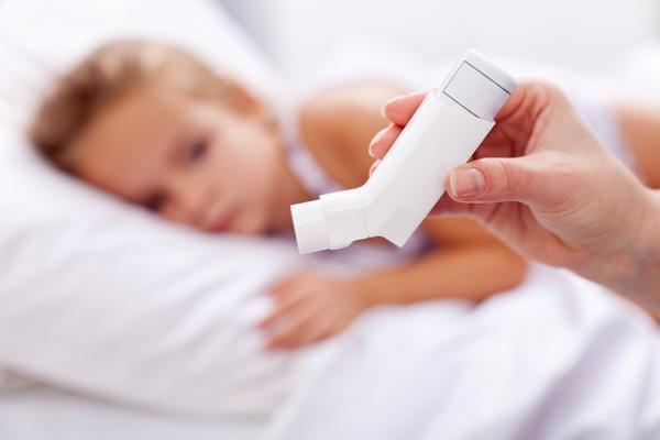 la gripe agrava los sintomas de los ninos con asma