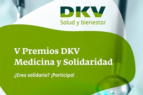 dkv presenta los v premios medicina y solidaridad