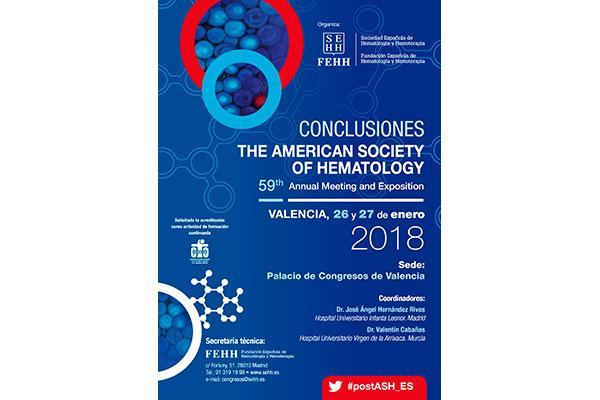 la sehh analiza las conclusiones del ltimo congreso de la asociacin americana de hematologa