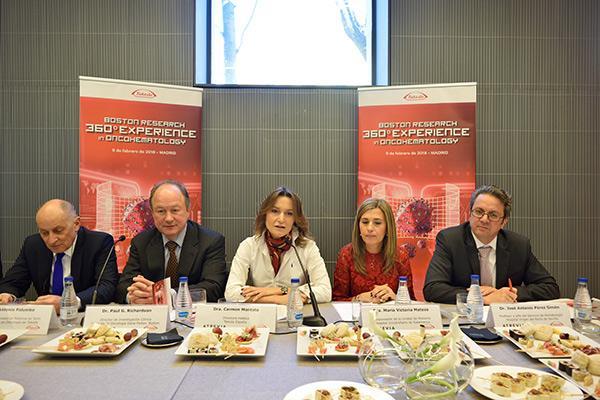 expertos profundizan en las ltimas novedades en oncohematologa