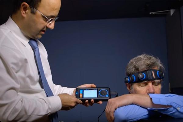 un estetoscopio cerebral para detectar la epilepsia silenciosa