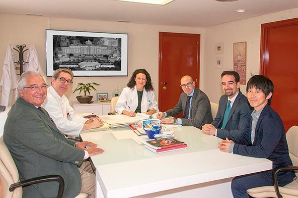 everis y el hospital virgen del roco se unen para desarrollar soluciones de inteligencia artificial en el mbito de salud
