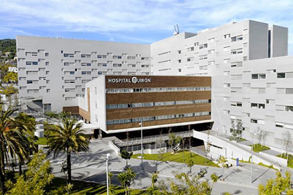 el hospital quirnsalud apuesta por la ciruga robtica para tratar la apnea del sueo