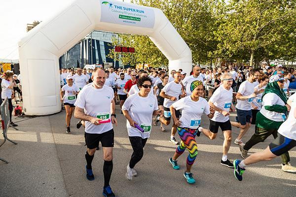 super run la carrera para la prevencion y el tratamiento del cancer