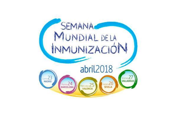 la vacunacion protagonista de la semana mundial de la inmunizacion