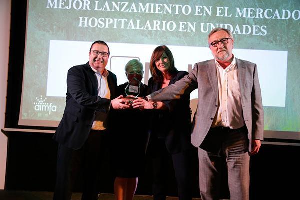 mylan galardonada en los premios aimfa