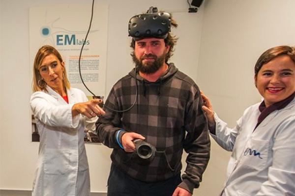 tevrene realidad virtual y rehabilitacin en esclerosis mltiple