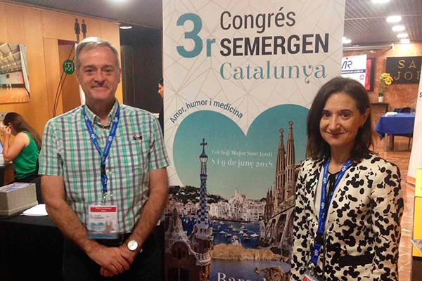 amor humor y medicina en el 3er congreso semergen catalua