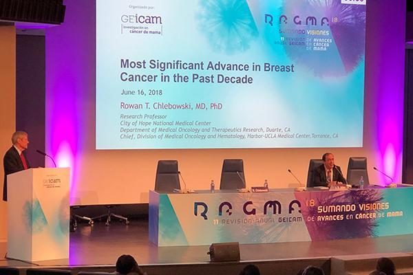 tratamientos menos toxicos y paliar los ya presentes retos para las largas supervivientes de cancer de mama