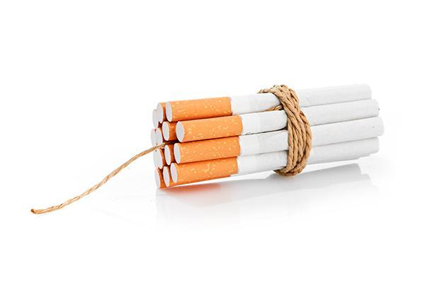 el 30 de las fumadoras no abandona el habito durante el embarazo