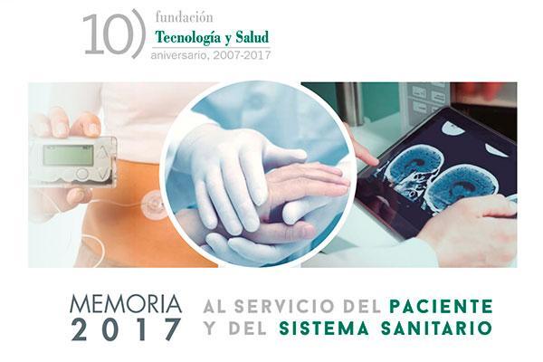 la fundacin tecnologa y salud hace balance de 2017