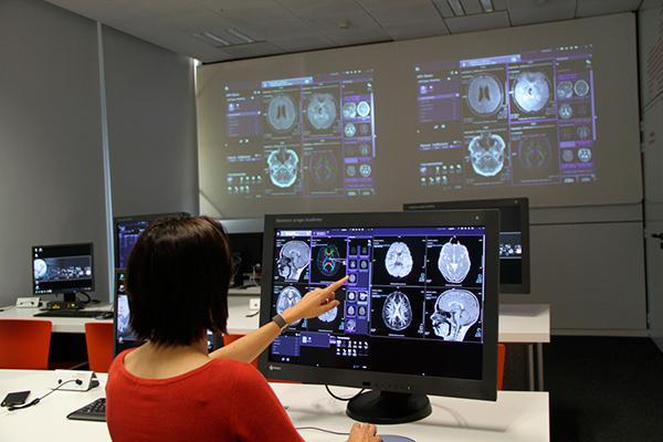 realidad asistencial para la formacion en imagen medica