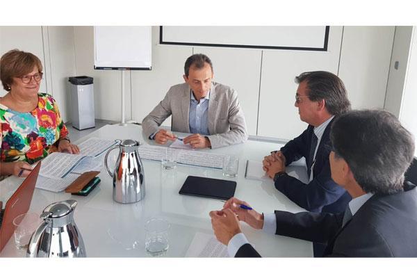 farmaindustria comparte la apuesta del sector por la id biomdica con el ministro de ciencia innovacin y universidad
