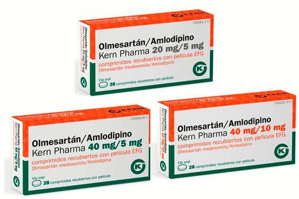 kern pharma ampla su vademcum para la hipertensin arterial esencial con olmesartnamlodipino kern pharma efg