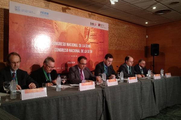 ms de 1600 especialistas se dan cita en granada en el congreso nacional de hematologa