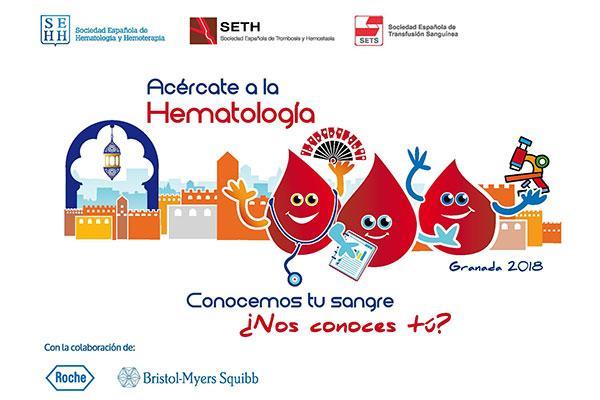 el congreso nacional de hematologa sale a las calles de granada