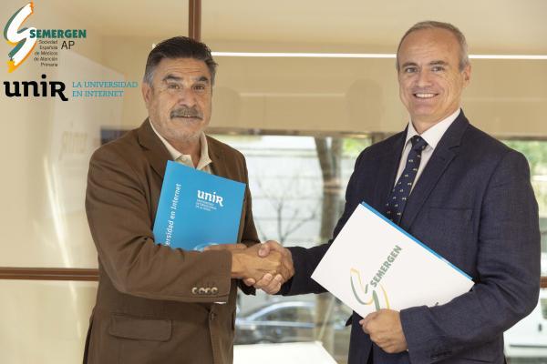 convenio de colaboracin entre semergen y la universidad internacional de la rioja