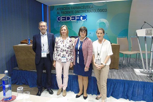 investigacin integracin en equipos multidiciplinares e inmunooncologa en la reunin anual de gedefosefh