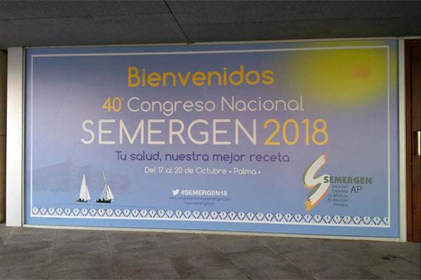 todo a punto para el 40 congreso nacional de semergen