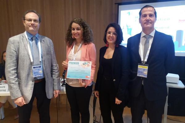 premiados dos proyectos que mejoran la adherencia teraputica mediante el uso de spd