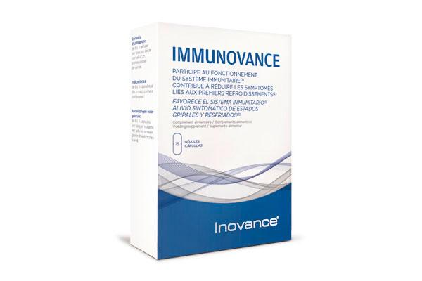 refuerza y estimula el sistema inmunitario con immunovance