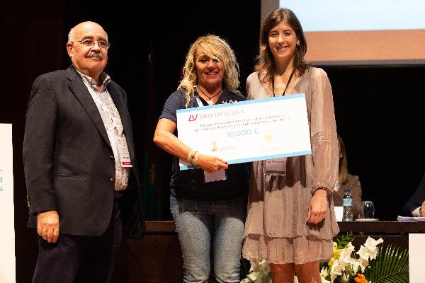 ibermed premio al mejor proyecto en ayuda social solidaria de la fundacion prandi