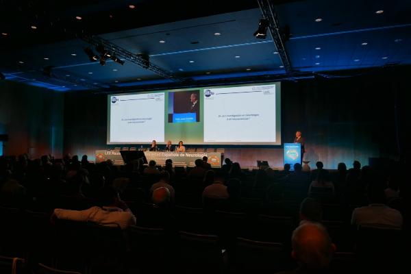 la lxx reunin anual de la sociedad espaola de neurologa concluye con el foco puesto en la innovacin