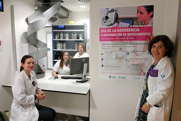 la sefh celebra el dia de la adherencia en mas de 140 hospitales