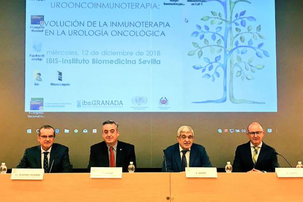 la inmunoterapia tambien es una opcion para la urologia oncologica