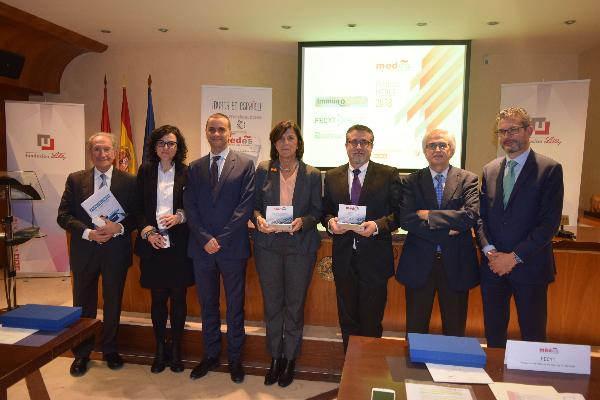 los premios medes 2018 reconocen la iniciativa immunomedia y la fecyt