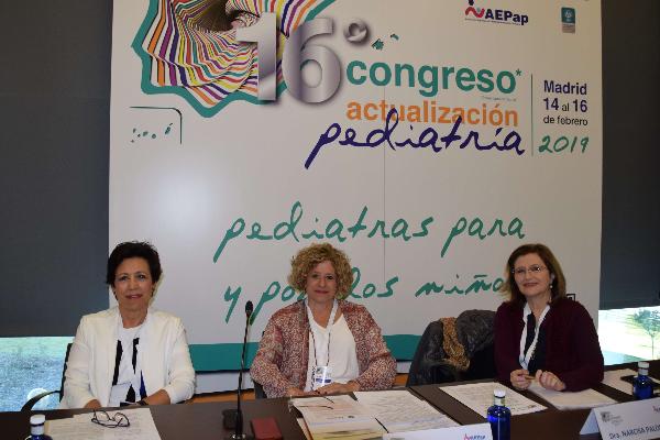 arranca el 16 congreso de la aepap con el foco puesto en la defensa de la pediatria de ap