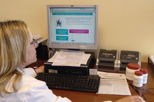 compartir para crecer el proyecto que cuenta con 175 formulas magistrales para 119 enfermedades raras