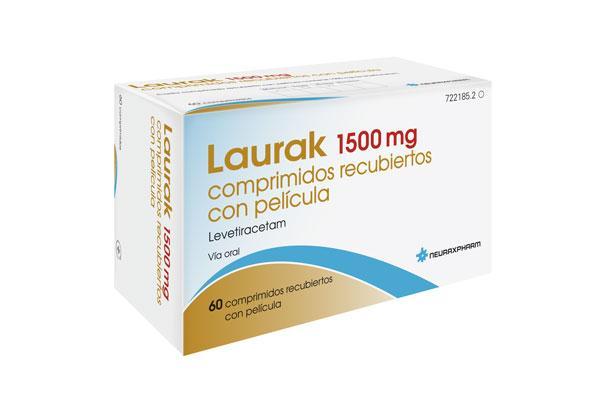 neuraxpharm lanza la primera y unica presentacion de lauraksupsup 15 g en comprimidos y sobres