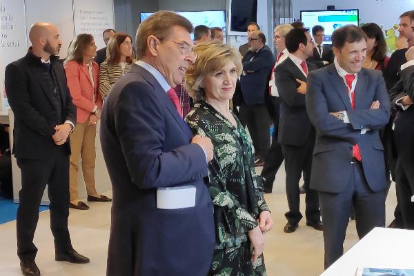 carcedo resalta la importancia de las nuevas tecnologas para mejorar los sistemas de salud