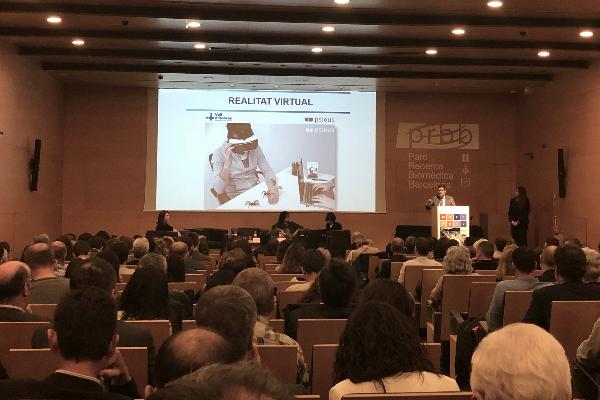 realidad virtual inteligencia artificial y robotica encabezan la innovacion en el sistema de salud catalan