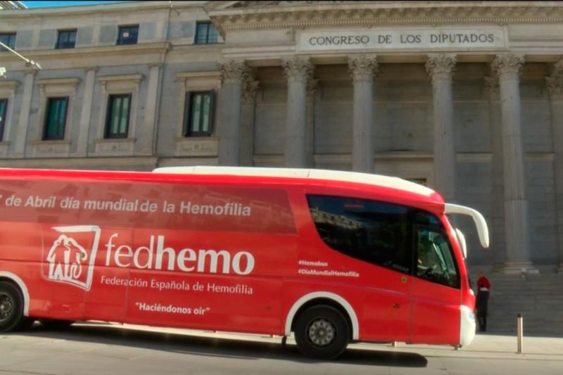 fedhemo reivindica el acceso a los ultimos farmacos para los pacientes de hemofilia